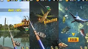 game online fishing simulator